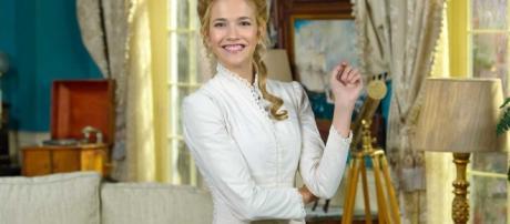 Laura Rozalén es Elvira Valverde en la serie Acacias 38