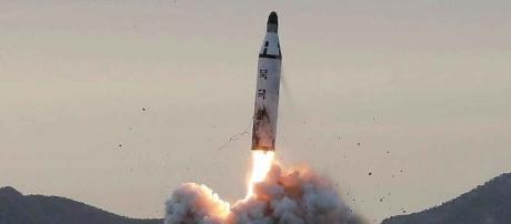 Míssil coreano viajou em direção a Rússia por alguns quilômetros