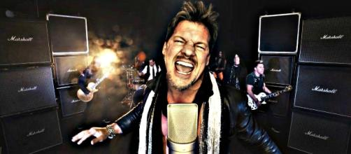 Chris Jericho no solo sabe luchar, tambien rockea y judas parece ser su obra maestra.
