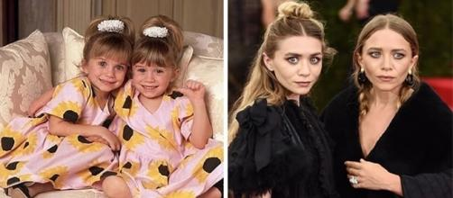 Confira as mudanças na aparência das gêmeas mais famosas do cinema