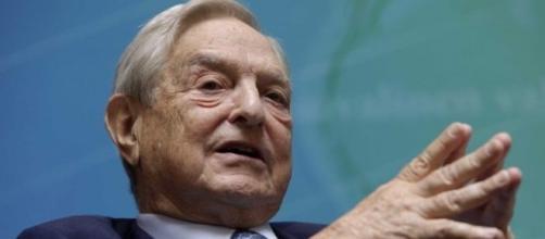 Cosa ci fa Gerges Soros a Palazzo Chiggi? - DirettaNews24