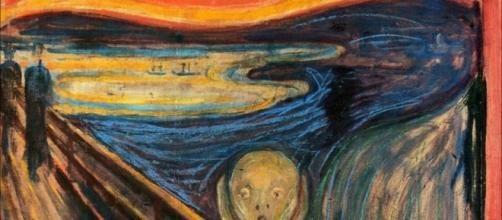"Edvard Munch's ""The Scream"" FAIR USE youtube.com Creative Commons"