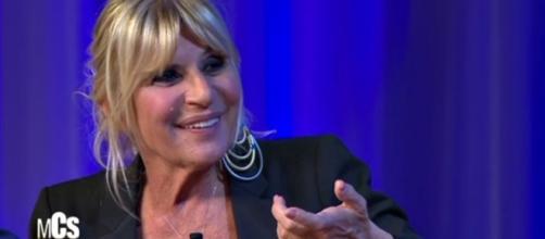 Gemma Galgani al Maurizio Costanzo Show