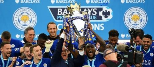 Leicester City celebrate Premier League championship with win over ... - net.au
