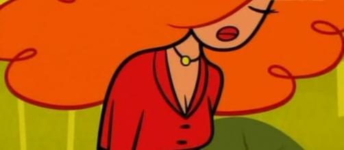 Os personagens de desenhos animados são revelados como são