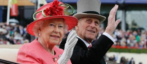 Queen Elizabeth II and Philip, Duke of Ediburgh. With her blessing, he's retiring soon from royal duties. — AP Images Spotlight - apimagesblog.com