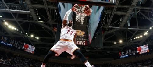Spettacolare partita di LeBron James in Gara-2 (via La Gazzetta dello Sport)
