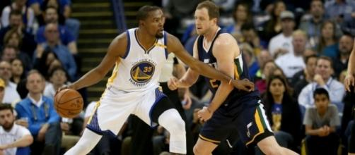 State Warriors vs Utah Jazz Game 1: Lineups and Preview 5/2/17 - realsport101.com