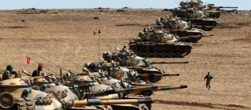 Turkey calls for allied offensive in Syria - Middle East ... - jpost.com