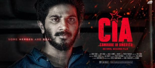 A still of Dulquer Salmaan from 'CIA'