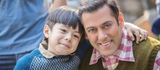 A working still from Tubelight movie