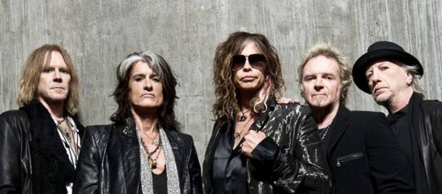 Aerosmith confirma shows no Brasil