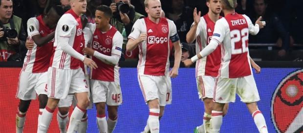 Ajax Amsterdam Football Ligue Europa
