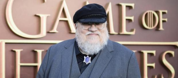 George R. R. Martin talks about The Winds of Winter and says he ... - wikiofthrones.com