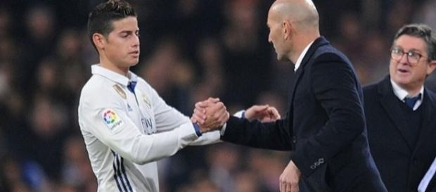 Hora y canal: Partido Valencia VS Real Madrid con James Rodríguez ... - publimetro.co