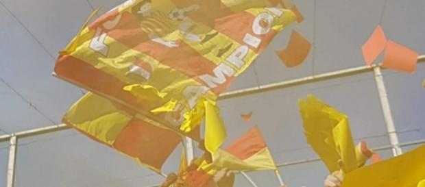Il Lecce punta alla promozione in serie B.