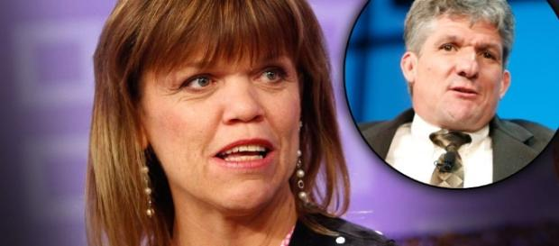 Little People' Star Amy Roloff Believes Ex Matt Is Already Dating ... - radaronline.com