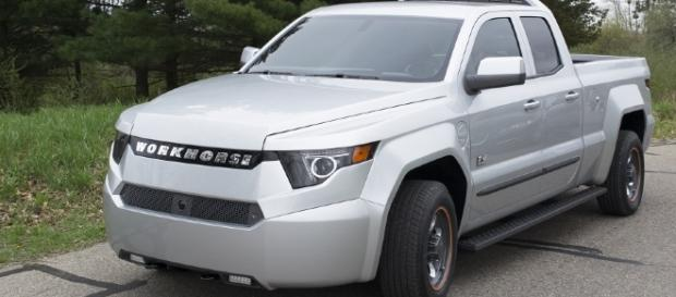 Meet Workhorse W-15, An Electric Pickup Truck With Extended Range ... - techtimes.com