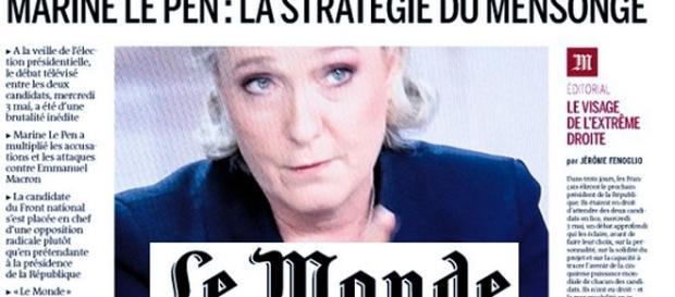 Même pour son père, Marine Le Pen a raté le débat face à Emmanuel Macron