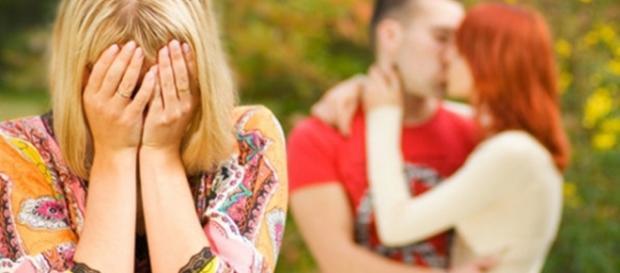 O infiel costuma deixar traços de seus atos que podem ser descobertos.