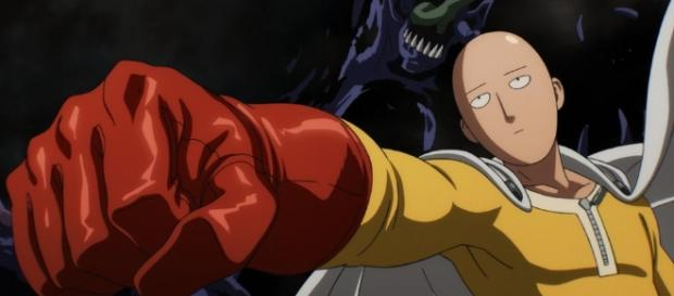 One-Punch Man Season 2 is set to return airing by winter. New ads has been released which featured Saitama. (Photo via - comicbook.com)