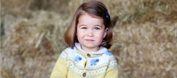 Princesa Charlotte celebrou o 2º aniversário