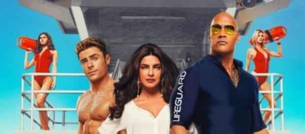 Priyanka Chopra takes centre stage in new Baywatch poster ... - hindustantimes.com