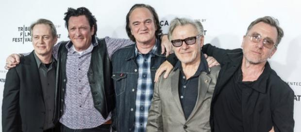 Reservoir Dogs': Quentin Tarantino and Cast Reunite at 25-Year ... - hollywoodreporter.com
