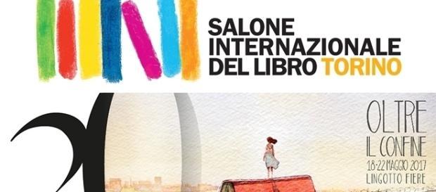 Salone Internazionale del Libro di Torino dal 18 al 22 maggio 2017.