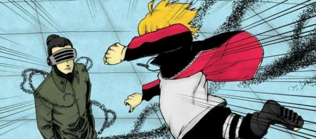The sturggling teacher, Shino, was possessed with the dark chakra and it is now up to Boruto and the gang to stop him. Pinterest - pinterest.com