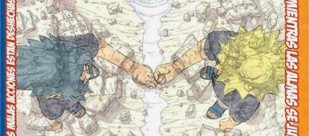 Último manga: Naruto 699 + 700 - forosactivos.net