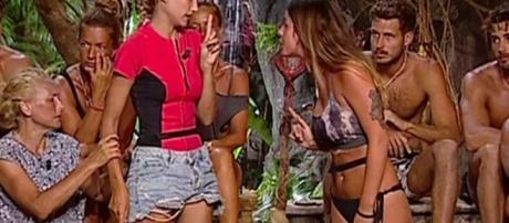 """Alba Carrillo se encara con Laura Matamoros: """"Manipuladoras, tu ... - telecinco.es"""