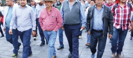 Cacicazgo magisterial en Oaxaca