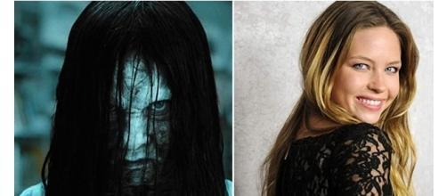 Esses rostos assustadores escondem belaz atrizes