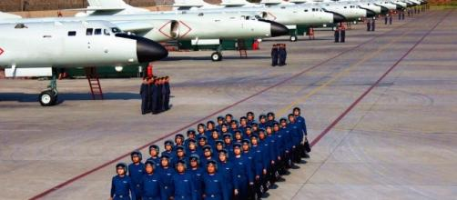 China air force again holds drills in Western Pacific - PRIMA NEWS - primanews.org