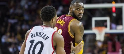 DeMar DeRozan Offers $100 to Anyone Who Can Stop LeBron James - slamonline.com