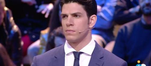 Diego Matamoros y Alejandro, discusión con amenazas e insultos ... - diezminutos.es