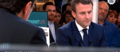 Face à la rédaction de Mediapart, Emmanuel Macron a été davantage bousculé que par une Marine Le Pen ou un Jean-Luc Mélenchon