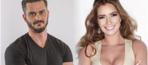 Fãs torcem pelo namoro de Marcos Harter e Fani Pacheco