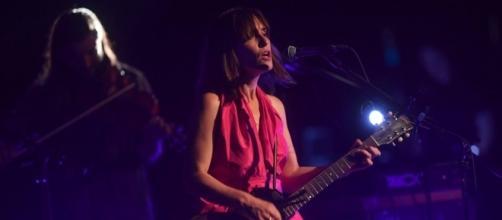 Feist en su presentación del álbum Pleasure en México. Foto: Toni Francois