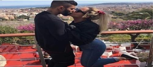 Gabigol e Rafaella Santos assumem namoro através do Instagram