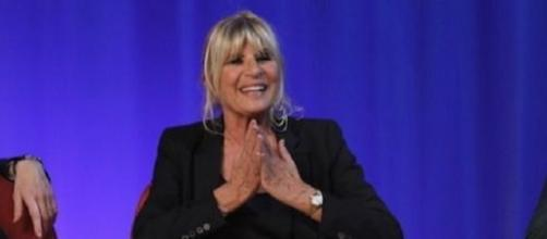 Gemma Galgani ospite al Maurizio Costanzo Show