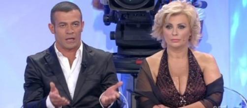 Gossip: Tina Cipollari e Gianni Sperti.