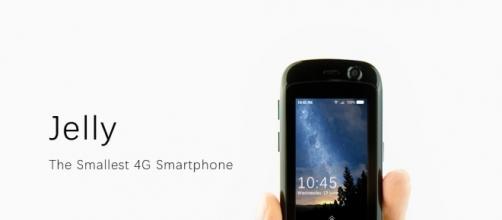 Jelly Smartphone, caratteristiche tecniche, uscita, prezzo