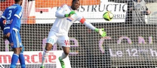 Ligue 1 - Lorient-Marseille (1-1) - Face à Lorient, Mandanda s'est ... - eurosport.fr