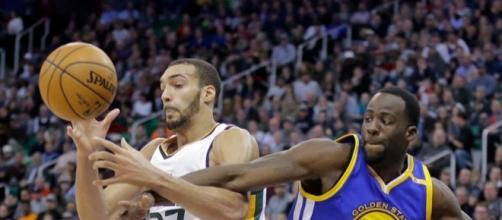 Live playoff updates: Golden State Warriors vs. Utah Jazz - mercurynews.com
