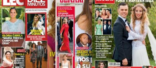 Mila abandona la tele para operarse, Ivonne contraataca a Pepe, el ... - vozpopuli.com