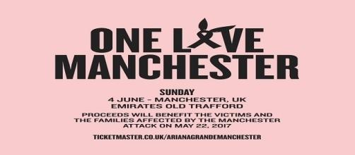 One Love Manchester: il concerto in diretta tv su Rai 1