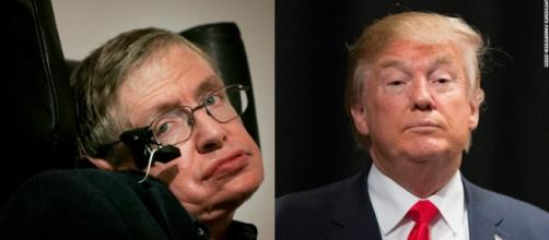 Stephen Hawking: 'I may not be welcome' in Trump's America - CNN.com - cnn.com