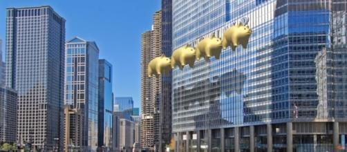 These architects are sick of Trump and have a plan with balloon pigs - hhhhappy.com
